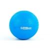 Мяч медицинский (слэмбол) SLAM BALL FI-5165-3 3кг (резина, минеральный наполнитель, d-23см, синий)