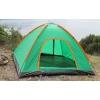 Палатка универсальная самораскладывающаяся 3-х местная SY-A-35-O (р-р 2х2х1,4м, PL, зеленый)