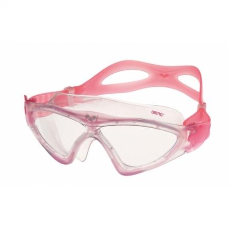 Очки для плавания ARENA детские AR-92292-20 CYCLONE JR (поликарбонат, TPR, силикон, розовые)