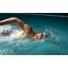Очки для плавания ARENA детские с рассекателем AR-1E053-90 FS BREATHER KIT JR (TPR,силикон, розовый-серый)