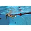 Парашют тормозной для плавания PL-3004-L (PL, латекс, l жгута: 4м, р-р парашюта: 43 x 43см)