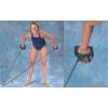 Тренировочная система с лопатками для тренировки гребка PL-3030-M (PL,резина,пластик,нагрузка сред.)