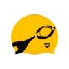 Шапочка для плавания ARENA AR-91830-20 POOLISH (силикон, цвета в ассортименте)