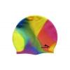 Шапочка для плавания KEPAI SM-063 (силикон, цвета в ассортименте)