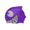 Шапочка для плавания детская (3-10лет) PL-4367-1 Рыбка-1 (силикон, цвета в ассортименте)
