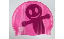 Изображение - Шапочка для плавания детская ARENA AR-91552-90 KUN JR CAP (силикон, цвета в ассортименте B)