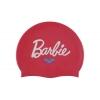 Шапочка для плавания детская ARENA AR-91672-91 BARRBIE FW11 (силикон, розовый)
