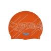 Шапочка для плавания детская ARENA AR-91674-50 HOT WHEELS FW11 (силикон, оранжевый)