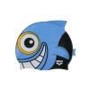 Шапочка для плавания детская ARENA AR-91915-20 AWT FISH (силикон, цвета в ассортименте)