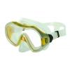 Маска для плавания 265 DORFIN PL-265TSS (термостекло, силикон, пластик,желтый,зеленый,синий,красный)