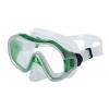 Маска для плавания 265 ZEL ZP-265TSS (термостекло, силикон, пластик, желтый,зеленый,синий,красный)