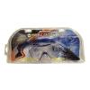 Набор для плавания: маска, трубка ZEL ZP-26542-PVC (термостекло, PVC, пластик, зелёный)