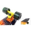 Penny (пенниборд) PU полосатая дека 22inch колесо мультиколор SK-408-1 FISH SWIRL (TM015)