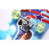 Скейтборд в сборе (роликовая доска) SK-095 (колесо-PU, р-р деки 78х20х1,2см, 608Z)