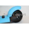 Самокат с наклоном руля Micro Mini с сиденьем 3 в 1 C-0332 (3-х колесный,колесо PUсветящ, h-65-73см)