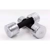 Гантель для фитнеса хром. DB5202-5 (1x5кг) (1шт, хромированное покрытие)