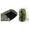 Спальный мешок одеяло с капюшоном камуфляж UR SY-4798 (320г на м2, р-р 190+30х75см, от +5 до-17)