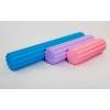 Роллер для занятий йогой массажный EVA FI-5158-60 l-60см (d-15см, фиолетовый)