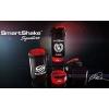 Шейкер 3-х камерный для спортивного питания SMART SHAKER SIGN PHIL HEATH 6020030 (800мл, чер-крас)