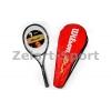 Ракетка для большого тенниса BT-0002 WILSON, BABL (дубл., цвета в ассортименте)