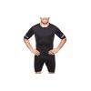 Костюм для похудения (весогонка) Kutting Weight Sauna Suit FI-4819 (2мм неопрен, черный)