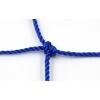 Сетка для волейбола Эконом15 UR SO-5265 (PP 2,5мм, р-р 9x0,9м, ячейка 15x15см, шнур натяжения)