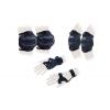Защита спорт. наколенники, налокот., перчатки детская ET-1034 (р-р 3-7лет, цвета в ассортименте)