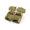 Защита тактическая наколенники, налокотники BC-4267-HG (ABS, полиэстер 600D, камуфляж Multicam)