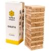 Башта (дженга, джанга) - деревянная игра на ловкость
