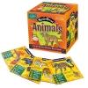 """BrainBox (Сундучок Знаний) - Настільна гра Скринька знань """"У світі тварин"""", 98302"""