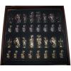 """Шахматы Manopoulos """"Мушкетеры"""", синие 44х44см (S12BLU)"""