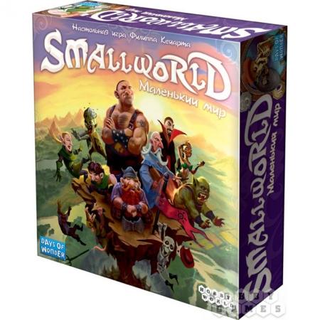 Small world. Маленький мир - Настольная игра на русском (1605)