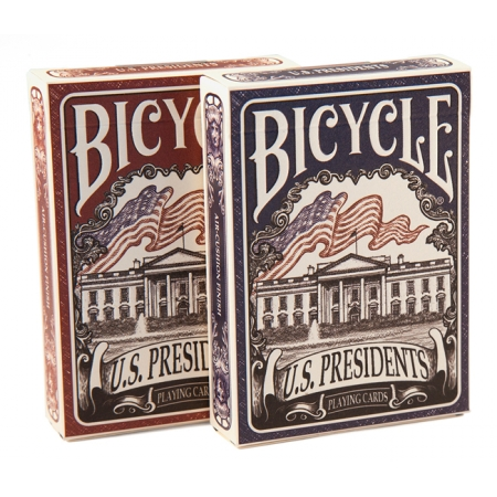 Карты Bicycle U.S. Presidents