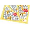 100 справ JUNIOR edition - Детский развивающий плакат от Mot1ve.me на украинском языке