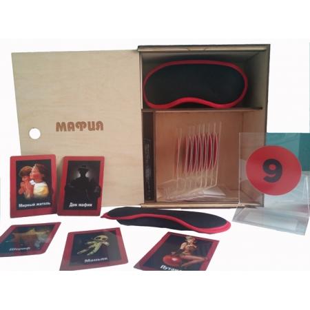 Подарочный набор Мафия DeLux