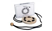 Веревочная головоломка-заморочка Часы. 5012