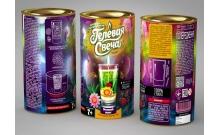 Набор для творчества Гелевая свеча (тубус), GS-01-05