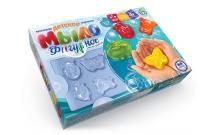 Детское фигурное мыло своими руками (4 формы), DFM-01-01