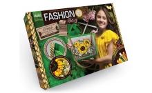 Набор для творчества Сумка с собственной вышивкой MY FASHION BAG, FBG-01-01