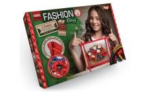 Набор для творчества Сумка с собственной вышивкой MY FASHION BAG, FBG-01-02