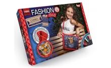 Набор для творчества Сумка с собственной вышивкой MY FASHION BAG, FBG-01-03
