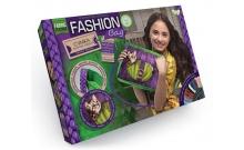 Набор для творчества Сумка с собственной вышивкой MY FASHION BAG, FBG-01-05