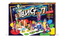 ТвистеП Гранд - игра Твистер от Данко