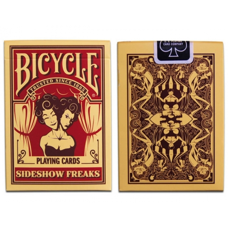 Карты Bicycle Sideshow Freaks