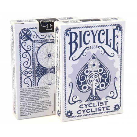 Карты Bicycle Cyclist Blue
