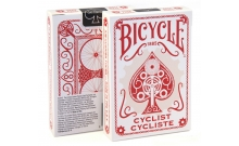 Карты Bicycle Cyclist Red