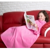 Плед с рукавами детский Homely Kids Original Розовый, флис, 100x130 см