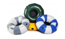 Надувные санки тюбинг Ватрушка 90 см (бескамерные), AQUA-STORM