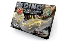 Раскопки динозавров: Паразауролоф + Диметродон. Danko DINO PALEONTOLOGY