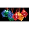 Гирлянда светодиодная Кристаллы Jazzway BLD010-AY-CR